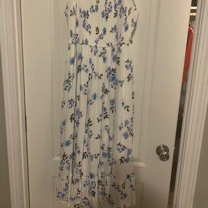 Never worn torrid midi dress